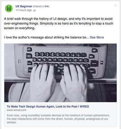 UX-Beginner-Get-Started-Facebook-Example