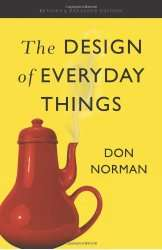 UX Beginner Reading List Book The Design of Everyday Things