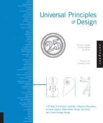 UX Beginner Reading List Book Universal Principles of Design