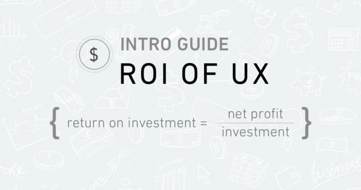 roi ux intro guide