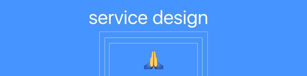 ux beginner guide design thinking methodologies - service design