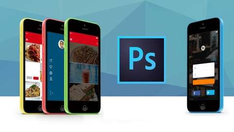 Learn UI UX and Mobile App Design in Photoshop from Scratch